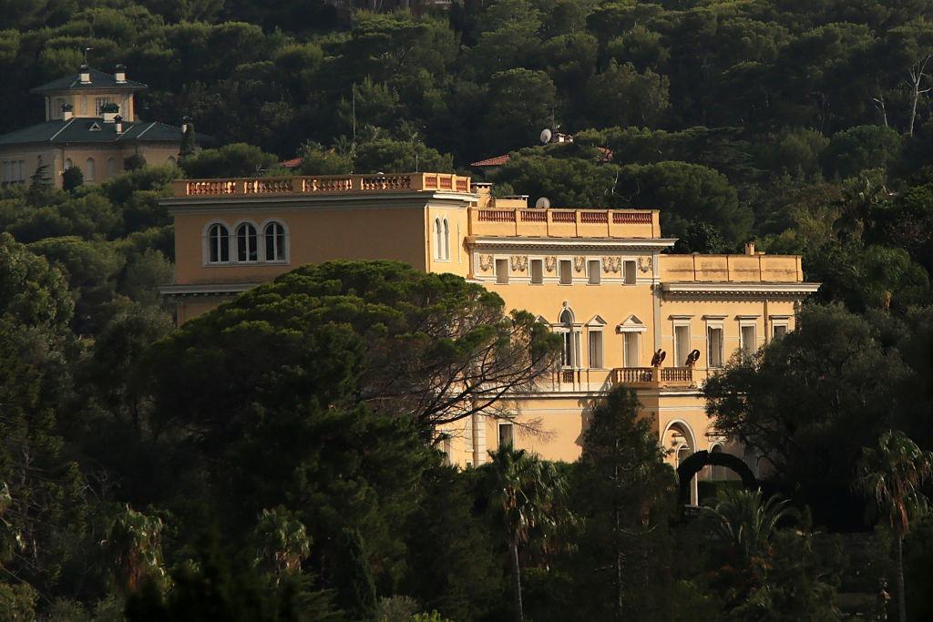 Teuerste villa der welt 12 milliarden  Das teuerste Haus der Welt: Villa Les Cèdres wird verkauft