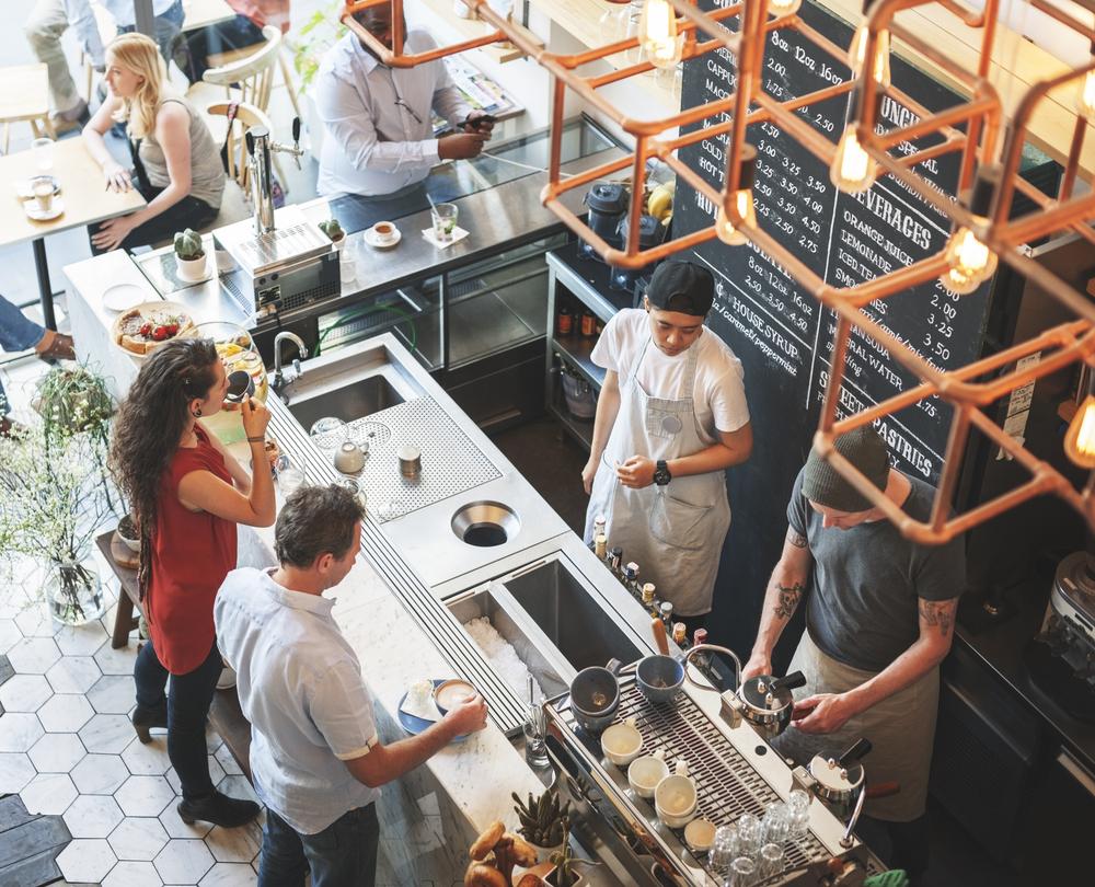 Was Bürogebäude von Coffee Shops lernen können - Anlegen in Immobilien