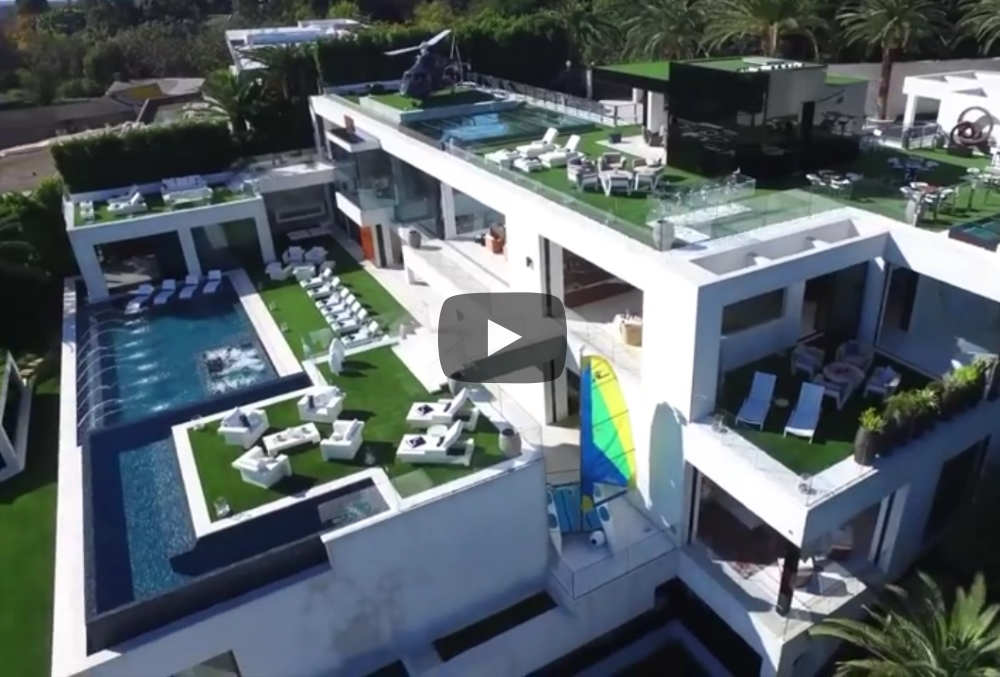 250 millionen us dollar dies ist die teuerste villa in amerika. Black Bedroom Furniture Sets. Home Design Ideas