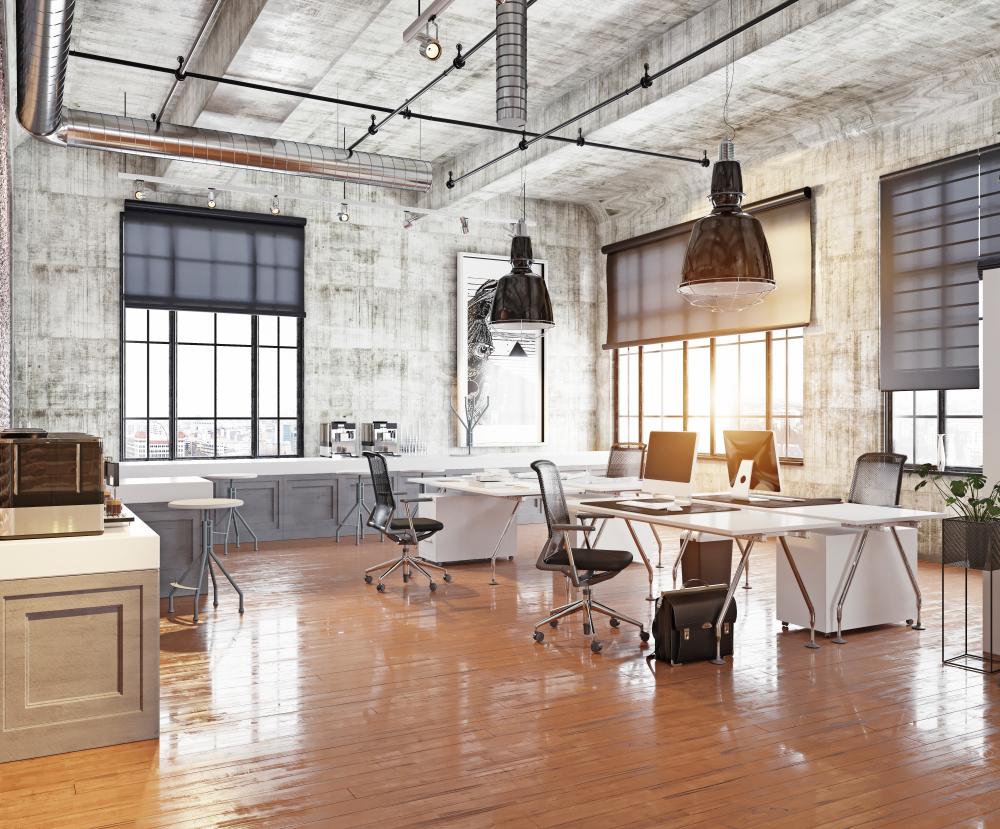 Arbeitsplatz im Umbruch – Das Büro der Zukunft