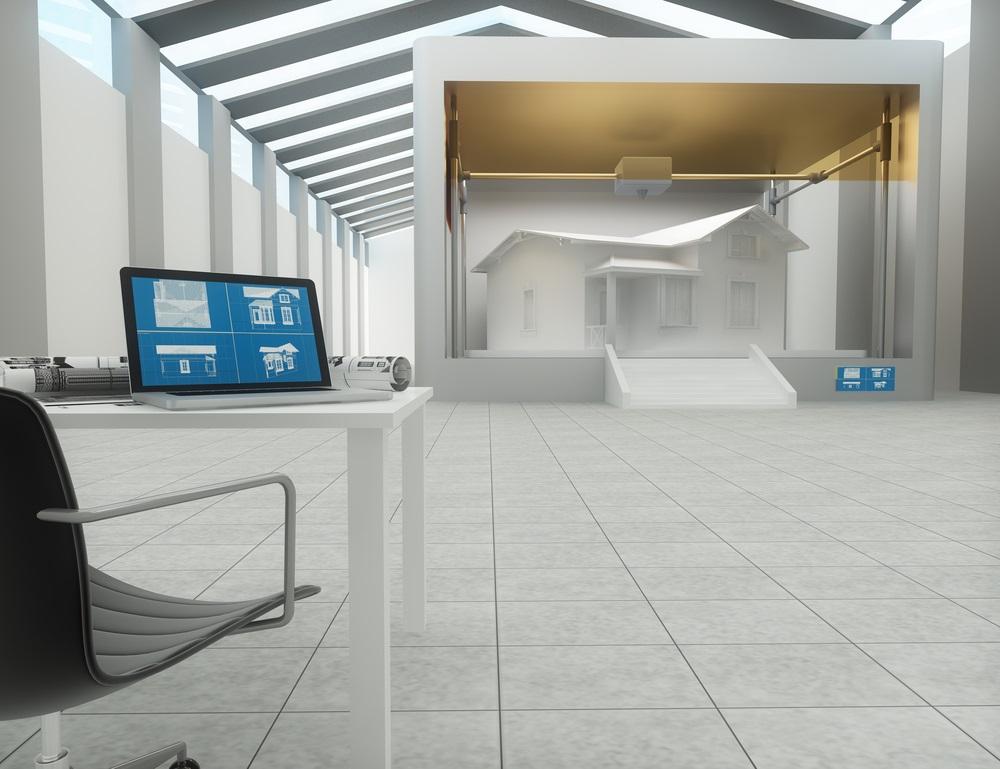 Haus Aus Dem Drucker Konnen 3d Drucker Den Immobilienbau