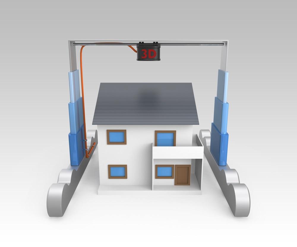 4 000 Dollar Pro Haus Ein Komplettes Dorf Aus Dem 3d Drucker